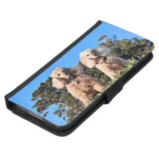 Lauge - Pudel - Romeo Remy Geldbeutel Hülle Für Das Samsung Galaxy S5