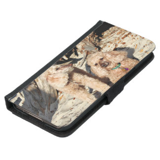Lauge - Pudel - Romeo Remy Samsung Galaxy S5 Geldbeutel Hülle