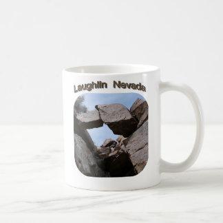 Laughlin Nevada Bogen-Schale Kaffeetasse