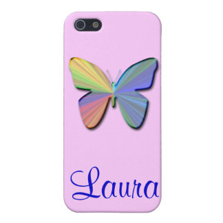 Laura_Butterfly Speck-Kasten iPhone 5 Cover
