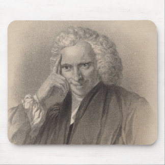 Laurence Sterne Mousepads