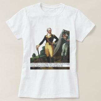 Laurens rettet dieses Land von bestimmtem T-Shirt