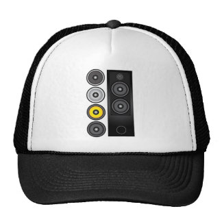 Lautsprecher Kappe