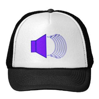 Lautsprecher speaker retromütze
