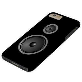 Lautsprecher Tough iPhone 6 Plus Hülle