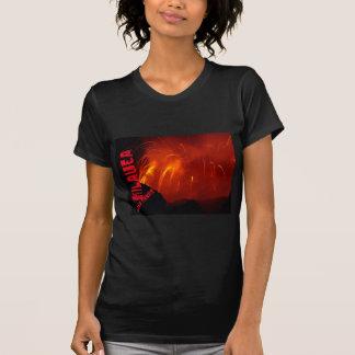 Lava-Junkie - Geschenkartikel T-Shirt