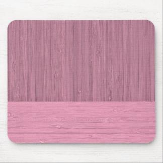 Lavendel-Bambusgrenzhölzerner Korn-Blick Mousepad