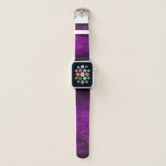 Lavendel-Bewegung - Apple-Uhrenarmband Apple Watch Armband