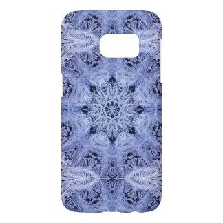 Lavendel-Blau-Schneeflocke