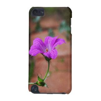 Lavendel-Blumen mit Inspirational Zitaten iPod Touch 5G Hülle