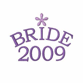 Lavendel-Braut 2009 kundengerecht