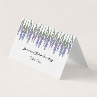 Lavendel-Eskorte/Platzkarte Platzkarte