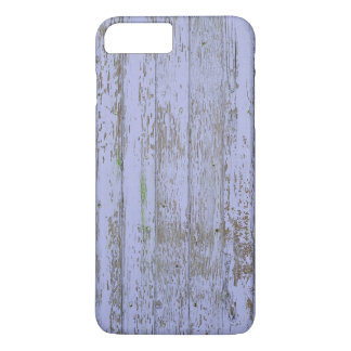 Lavendel-Imitat-hölzerne Beschaffenheit iPhone 7 iPhone 8 Plus/7 Plus Hülle