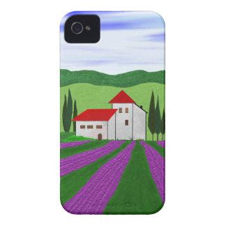 Lavendel iPhone 4 Hülle