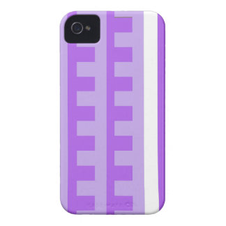 Lavendel kämmt Zahn Case-Mate iPhone 4 Hülle