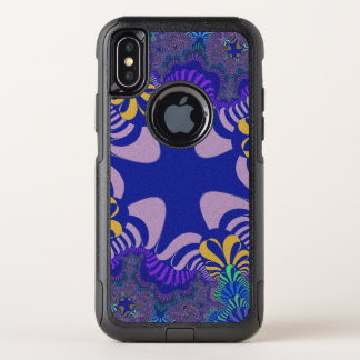 Lavendel lila QueriPhone X Kasten OtterBox Commuter iPhone X Hülle