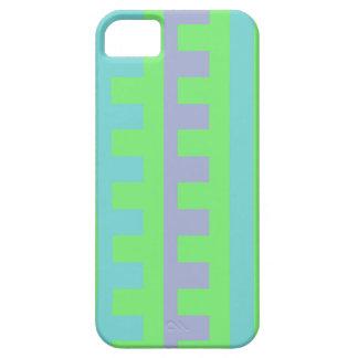 Lavendel-Limoner Kamm-Zahn Etui Fürs iPhone 5