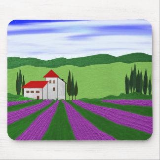 Lavendel Mousepad