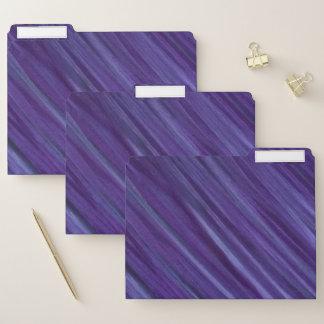 Lavendel-Pflaumen-FliederBrushstrokes des Papiermappe