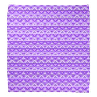 Lavendel Rhombus™ Bandanna Halstücher
