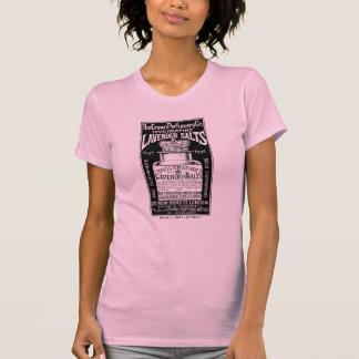 Lavendel-Salze T-Shirt