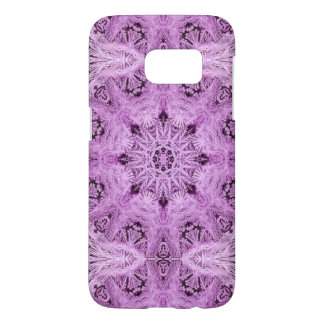 Lavendel-Schneeflocke