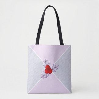 Lavendel-Stechpalme verlässt Tasche