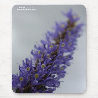 Lavendel-Sturm Mousepad