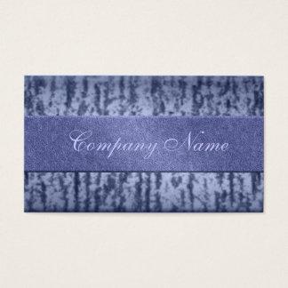 Lavendel-Tiger-Streifen Visitenkarte