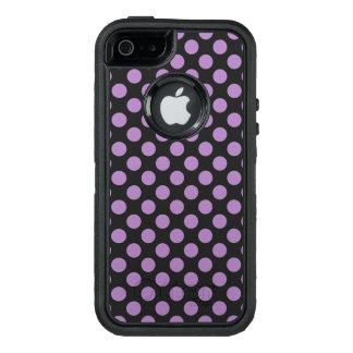 Lavendel-Tupfen OtterBox iPhone 5/5s/SE Hülle