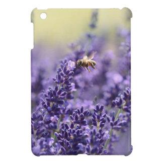 Lavendel und Bienen iPad Mini Hülle