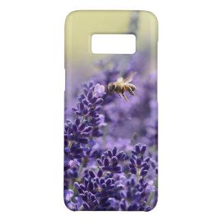 Lavendel-und Honig-Biene Case-Mate Samsung Galaxy S8 Hülle