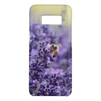Lavendel-und Honig-Biene II Case-Mate Samsung Galaxy S8 Hülle