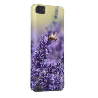 Lavendel-und Honig-Biene iPod Touch 5G Hülle