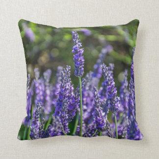 Lavendel-Wurfskissen Kissen