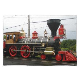 laviathon 63 Dampf-Motor Stofftischset