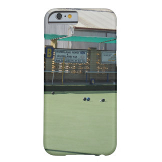 Lawn_Bowling_Game, _Barely_There_iPhone_6_Case. Barely There iPhone 6 Hülle