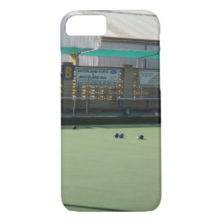 Lawn_Bowling_Game, _Barely_There_iPhone_6_Case. iPhone 8/7 Hülle