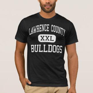 Lawrence County - Bulldoggen - hoch - Louisa T-Shirt