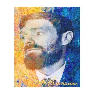 Lawrence in der Farbe Leinwanddruck