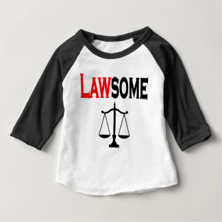 lawsome2 baby t-shirt