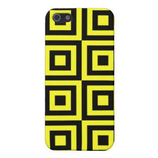 Lazer Zitronen-Fliesen Hülle Fürs iPhone 5