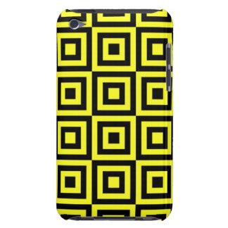 Lazer Zitronen-Fliesen iPod Touch Etuis