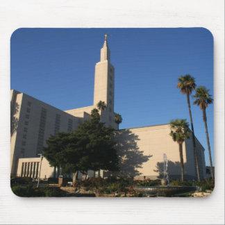 LDS Tempel - Los Angeles, CA Mousepad