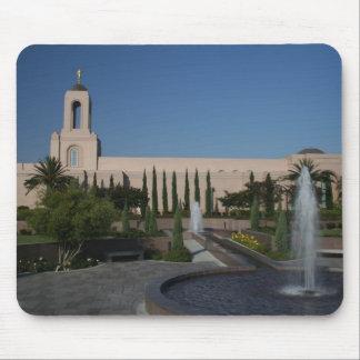 LDS Tempel - Newport-Strand, CA Mousepad
