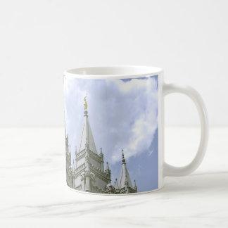 LDS Tempel-Tasse Kaffeetasse