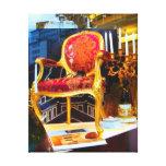 Le Fauteuil - 11x14 wickelte Leinwand/Stuhl ein Gespannter Galerie Druck