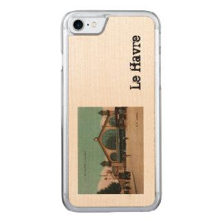 Le Havre La Gare Bahnhof Frankreich Carved iPhone 8/7 Hülle