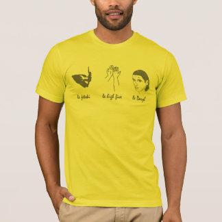 Le Jetski, Le High fünf, Le Daryl T-Shirt