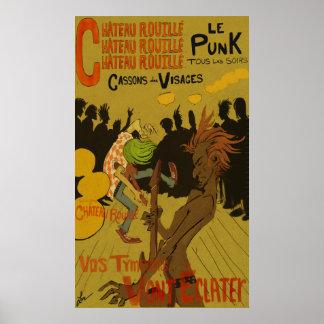 Le Punk Plakate